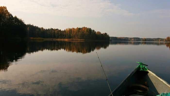 aisetas ezeras