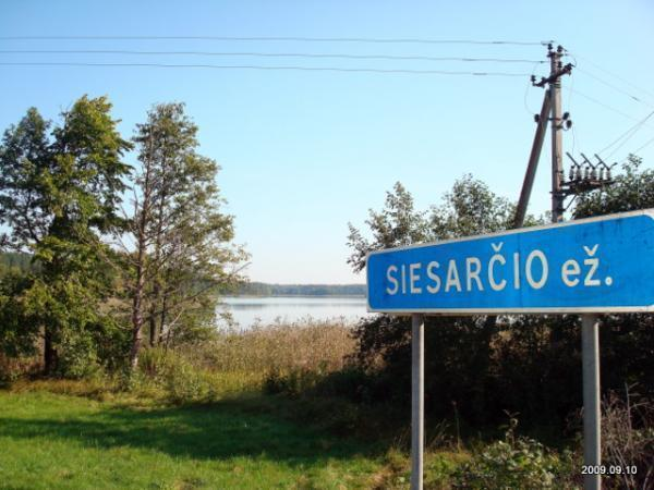 siesarcio ezeras