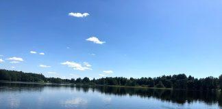 ezeru tyrimai