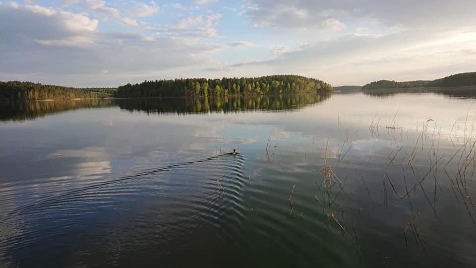 siesarties ezeras